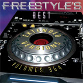 Freestyle's Best Extended Versions Vol.2